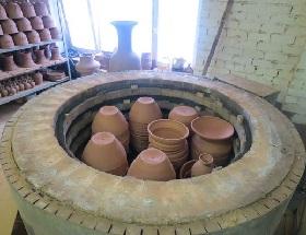 Сделать печь для обжига глины своими руками